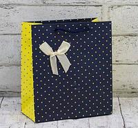 Бумажные подарочные пакеты