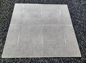 Запчасть-Пластиковая решетка 380х380мм дегидраторов (сушилки для овощей, фруктов и ягод) 229026 Hendi