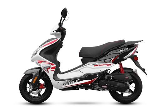 Запчастини скутер 50-150cc