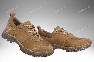 Военные кроссовки / демисезонная тактическая обувь PATRIOT (coyote)
