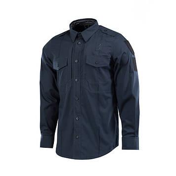 M-Tac сорочка Police Elite Flex ріп-стоп Dark Navy Blue