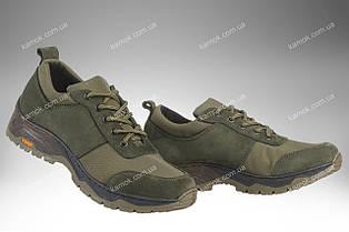 Военные кроссовки / демисезонная тактическая обувь PATRIOT Croc (olive)