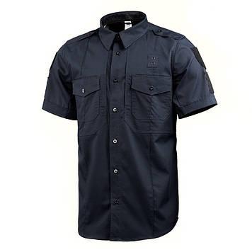 M-Tac сорочка з коротким рукавом Police Flex ріп-стоп Dark Navy Blue