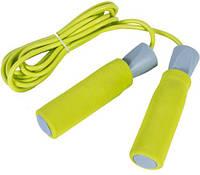 Розетка Скакалка LiveUP PVC Foam Handle Jump Rope
