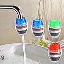 Насадка-фільтр для крану faucet water filter, фото 8