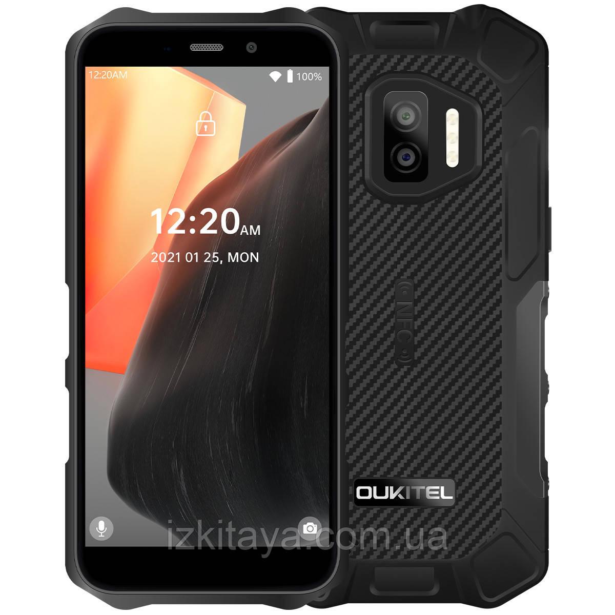 Смартфон OUKITEL WP12 black 4/32 Гб