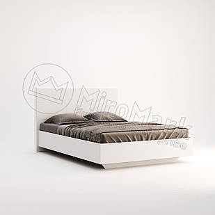 Кровать Фэмили без каркаса Белый глянец ТМ МироМарк