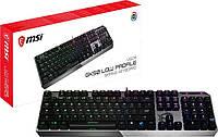 Игровая механическая клавиатура MSI Vigor GK50 Low Profile