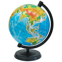 Глобус физический, диаметр - 160 мм