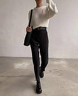 Женские стильные брюки со стрелками, фото 1