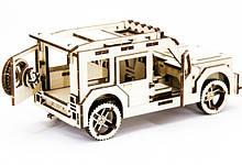 Конструктори 3D, картонні