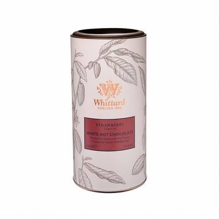 Горячий шоколад с клубникой Whittard White Hot Chocolate, 350 г, фото 2