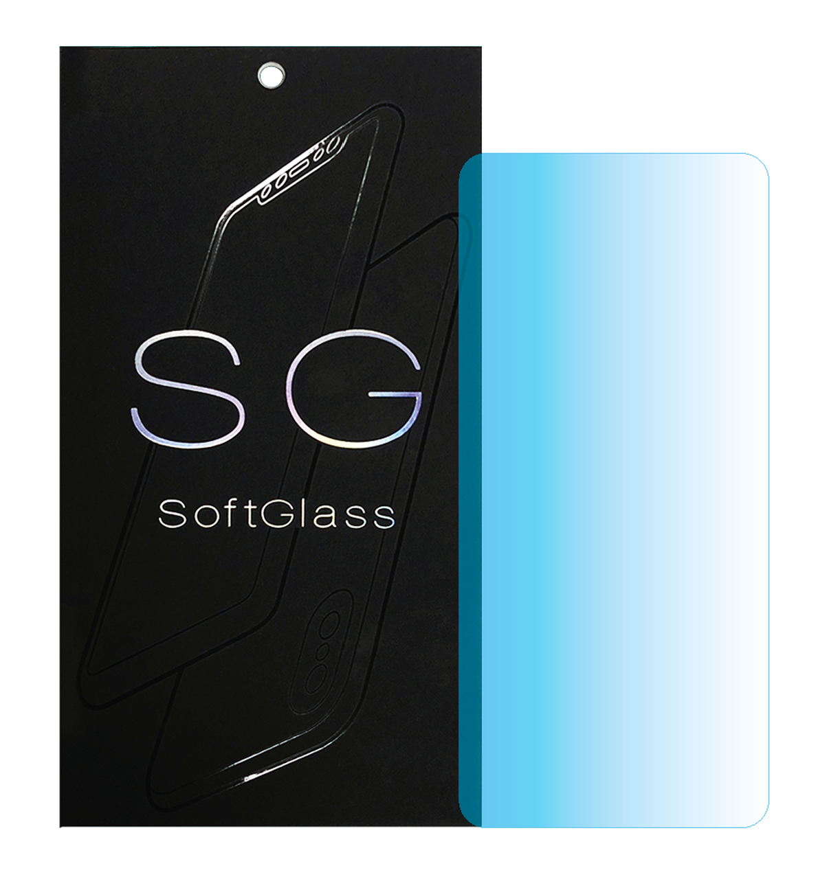 Поліуретанова плівка Huawei PSmart PRO SoftGlass Екран