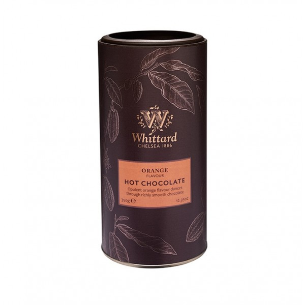 Горячий шоколад с апельсином Whittard Hot Chocolate, 350 г