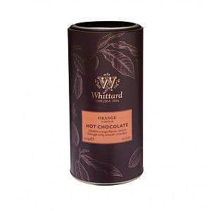 Горячий шоколад с апельсином Whittard Hot Chocolate, 350 г