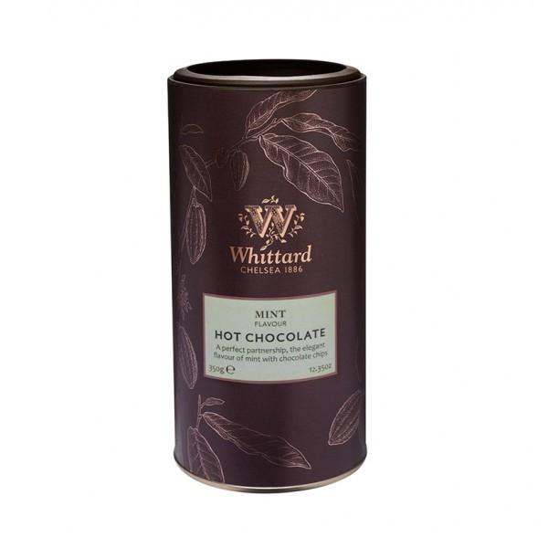Горячий шоколад с мятой Whittard Hot Chocolate, 350 г