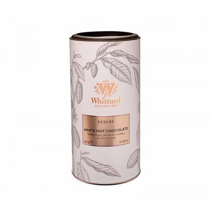 Шоколад Whittard Luxury White Hot Chocolate, 350 г, фото 2