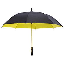 Стильний великий зонт трость, противоштормовой, фото 2