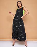 Комбинезон женский стильный свободного фасона размер: 46-48, 50-52, 54