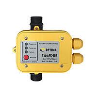 Захист сухого ходу Optima PC10A c автоматичним перезапуском