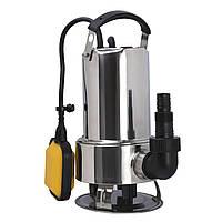 Насос дренажний Optima Q550B52R 0.55 кВт для брудної води нерж.