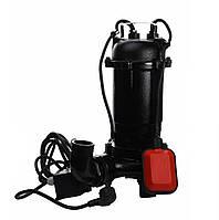 Насос фекальний з ріжучим механізмом VOLKS WQD10-12G 1.3 кВт, фото 1