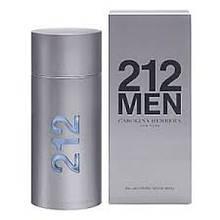 Туалетная вода Carolina Herrera 212 For Маn EDT 100 ml (лиц.), мужская
