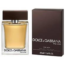 Туалетная вода Dolce Gabbana The One for Men EDT 100 ml (лиц.), мужская