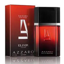 Туалетная вода Azzaro Pour Homme Elixir EDT 100 ml (лиц.), мужская