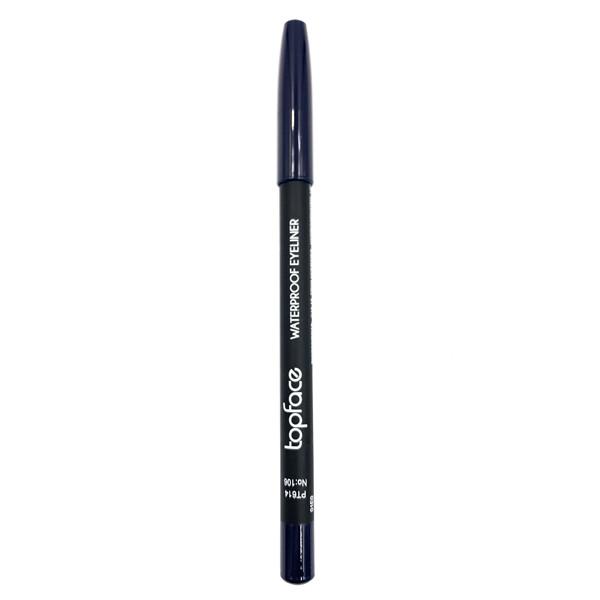 Карандаш для глаз Topface Waterproof Eyeliner PT614 106