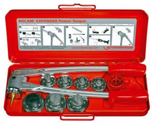 Набор экспандер Rothenberger Power Torque 10х12х16х22х28 мм (1_2305)