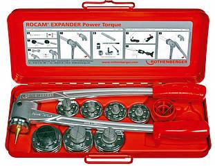 "Комплект экспандер Rothenberger Power Torque 1/2-5/8-3/4-7/8"" (1_2321)"