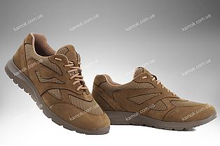Тактичні кросівки / річна військова взуття, армійська спецвзуття SICARIO (койот)