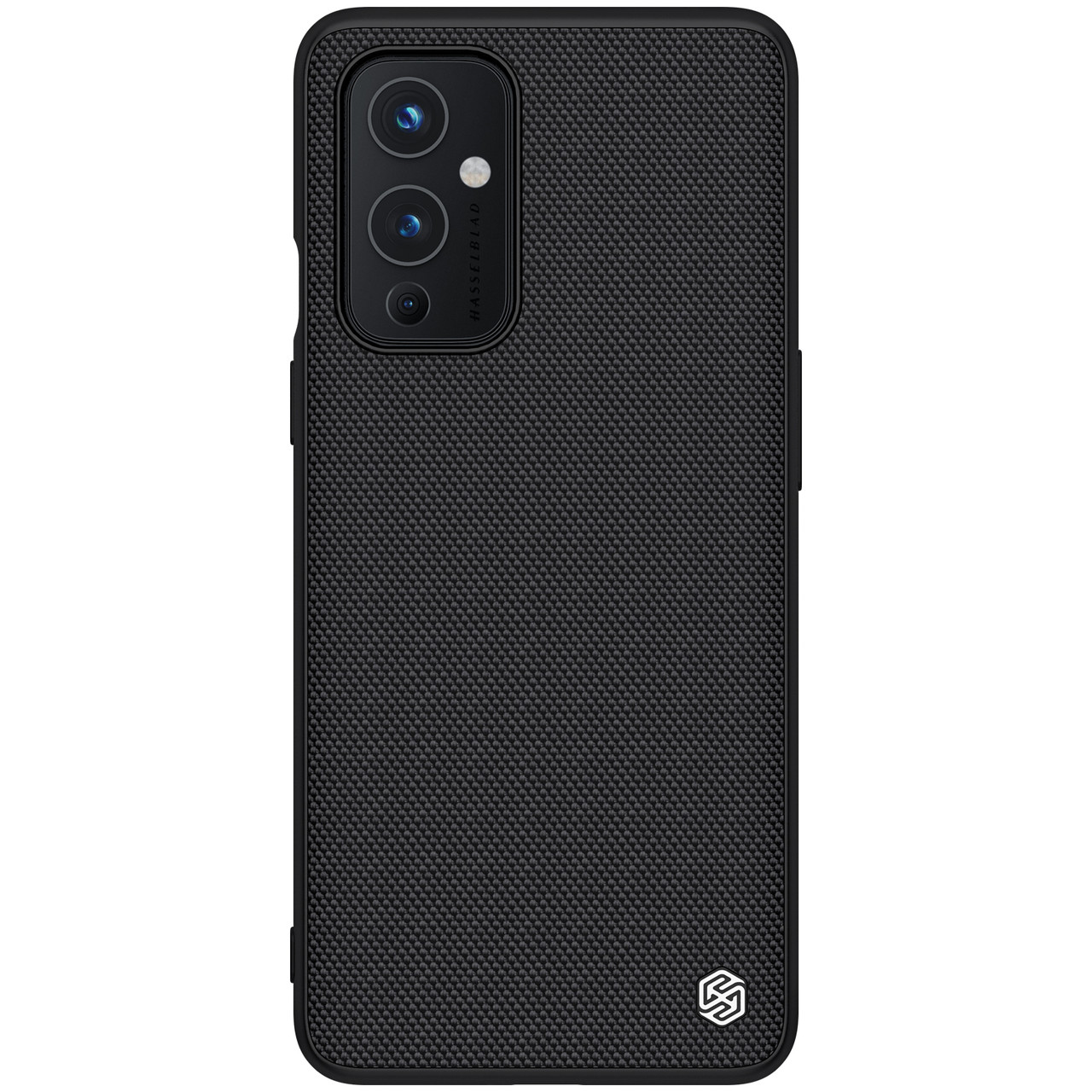 Захисний чохол Nillkin для OnePlus 9 (IN/CN) (Textured Case) Black Чорний