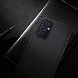 Захисний чохол Nillkin для OnePlus 9 (IN/CN) (Textured Case) Black Чорний, фото 9