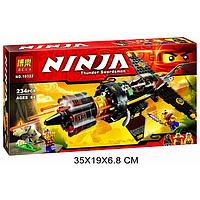 """Конструктор Bela 10322 Нинзяго ninjago Нинзя го """"Каменный Истребитель"""""""