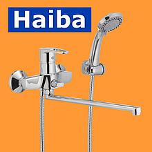 Смеситель для ванны Haiba XIDE 006 EURO