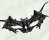 """Ажурная маска """"Мышка"""", фото 4"""