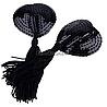 Стикини с кисточкой черные, фото 3