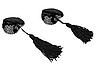 Стикини с кисточкой черные, фото 4