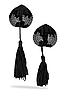 Стикини с кисточкой черные, фото 5