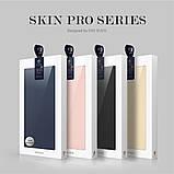 Захисний чохол-книжка Dux Ducis для Xiaomi Redmi Note 10 Pro / 10 Pro Max (Skin Pro Series) Case Blue, фото 4