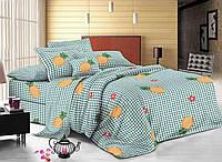 Комплект постельного белья 3Д полуторный размер Бязь Беларусь арт. Ананасики