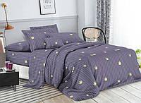 Комплект постельного белья 3Д полуторный размер Бязь Беларусь арт.. Корона