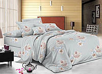 Комплект постельного белья 3Д полуторный размер Бязь Беларусь арт. Абстракция