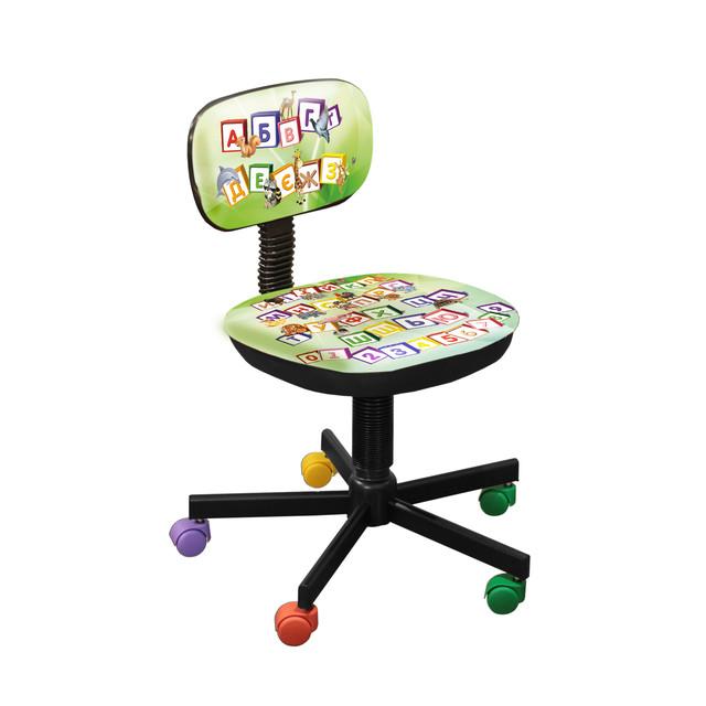 Кресло детское Бамбо дизайн Весела абетка.