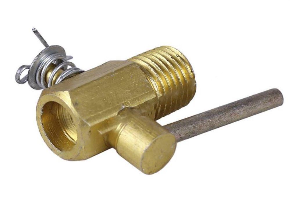 Кран головки зливу охолоджувальної рідини Ø13 mm - 180N