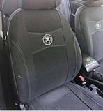 Авточехлы Шкода Рапид от 2012 раздельный и цельный Skoda Rapid от2012, фото 2