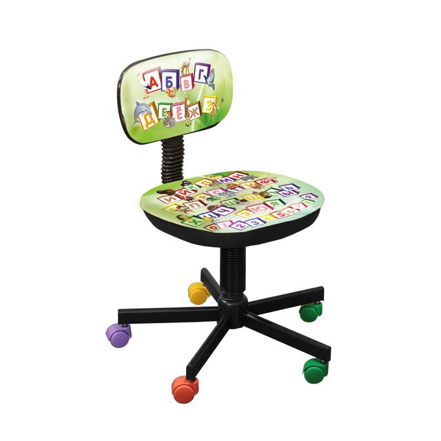 Кресло детское Бамбо Дизайн ― Весёлая Азбука.
