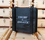 Штоф мина в ящике Сувенир с Донбасса МОН-50, фото 8